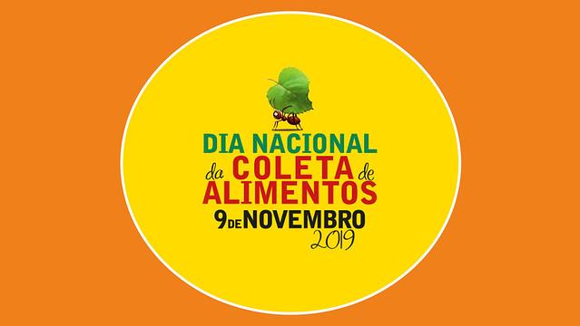 Dia Nacional da Coleta de Alimentos 2019
