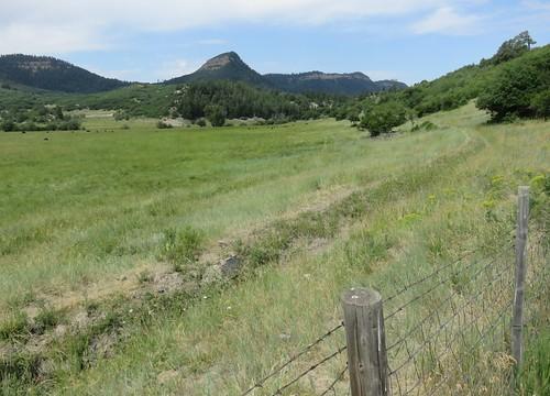 colorado co landscapes archuletacounty rockymountains northamerica unitedstates us ushighway84