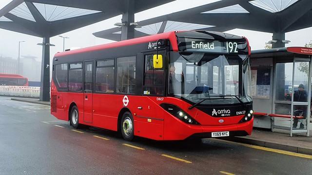 Arriva London ENN57 - Route 192