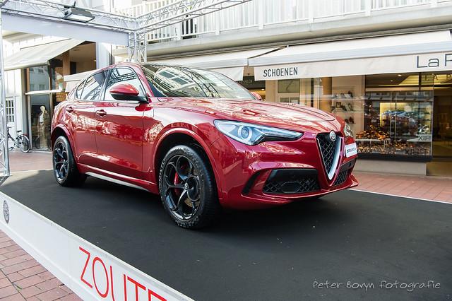 Alfa-Romeo Stelvio Q4