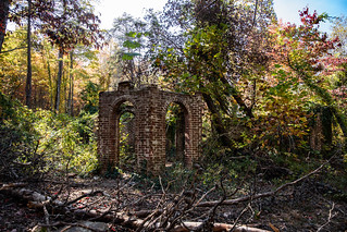 The remains of corpsewood manor