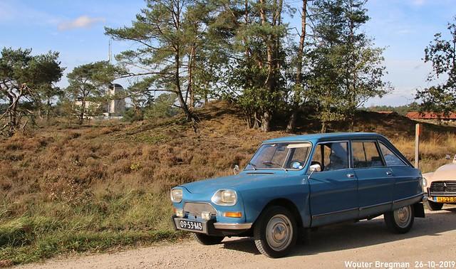 My Citroën Ami 8 Club (1970)