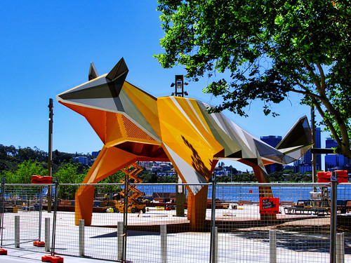 sculpture wa australia public steel explore