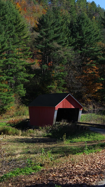 Upper Cox Brook Covered Bridge