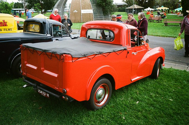 Morris Minor ute (photo 2)