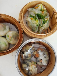 Dumplings at Easy House
