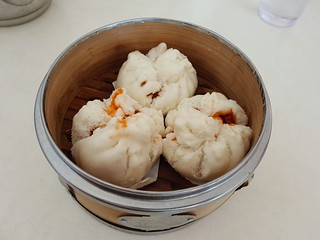 BBQ Pork Buns at Easy House