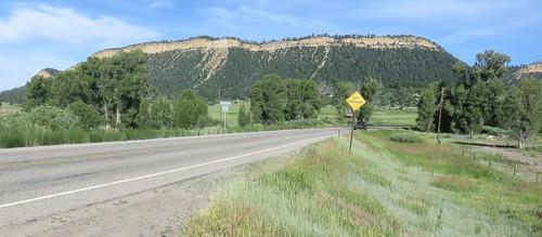 colorado co archuletacounty chromo landscapes rockymountains northamerica unitedstates us ushighway84