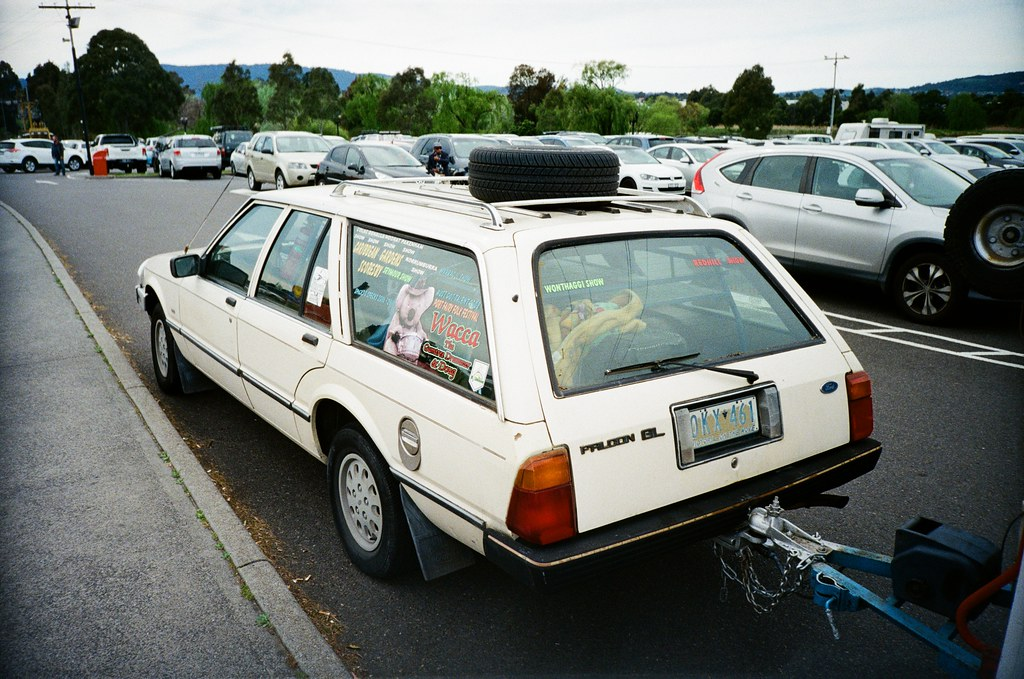1987 Ford Falcon GL