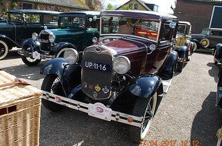 1931 A Ford UP-11-16