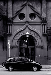 Gooderham Building Entrance by Bill Smith1