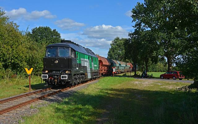 NRE Skinest Rail 232 413-5 - Tönnhausen