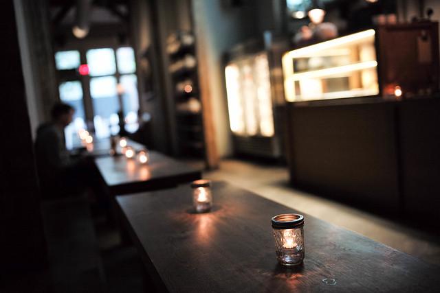 Kaffe 1668, Tribeca, New York City, USA