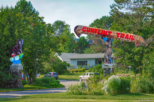 Gunflint Trail Welcome