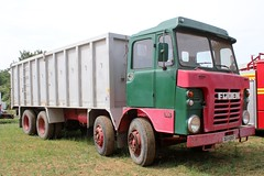 Nivek.Old.Gold posted a photo:	1978 Foden S80 bulk tipper.Tipper body by D D Smith Engineering, Elmswell,