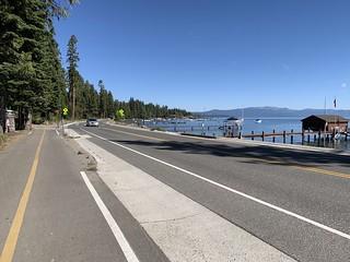 Tahoe Bikepath