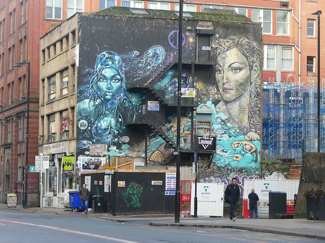 19.11.10 - Manchester [Wall Painting] 191105
