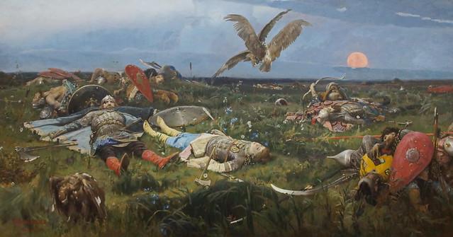 Tretjakow Galerie Moskau