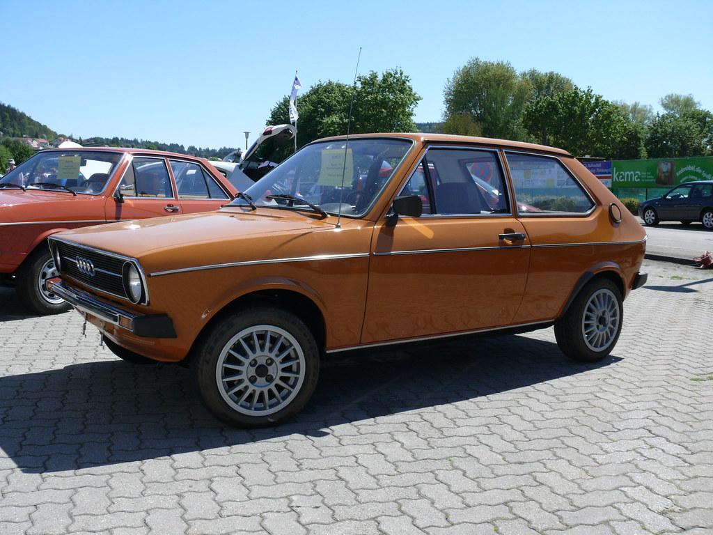 AUDI 50 1975   ludmillafan132   Flickr