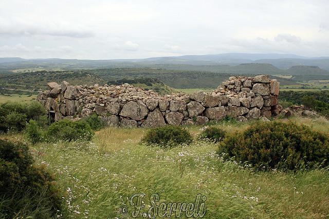 Recinto megalitico di Monte Baranta - Olmedo