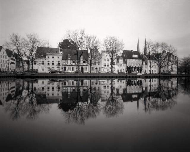 Lübeck - Pinhole Photography