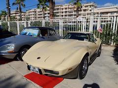 Chevrolet Corvette C3 ÷ Golfe Juan 2019