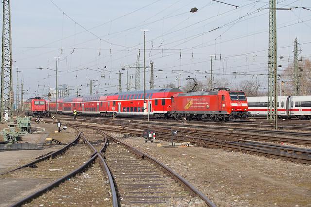 DB Regio 146 116 Basel Bad
