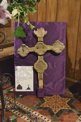 19th Century gable cross
