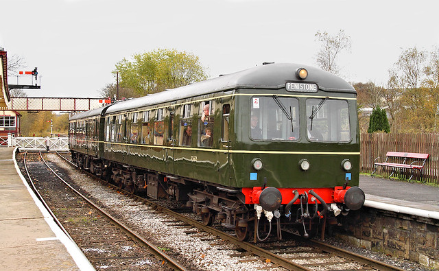 Class 105 And Some More Signals.