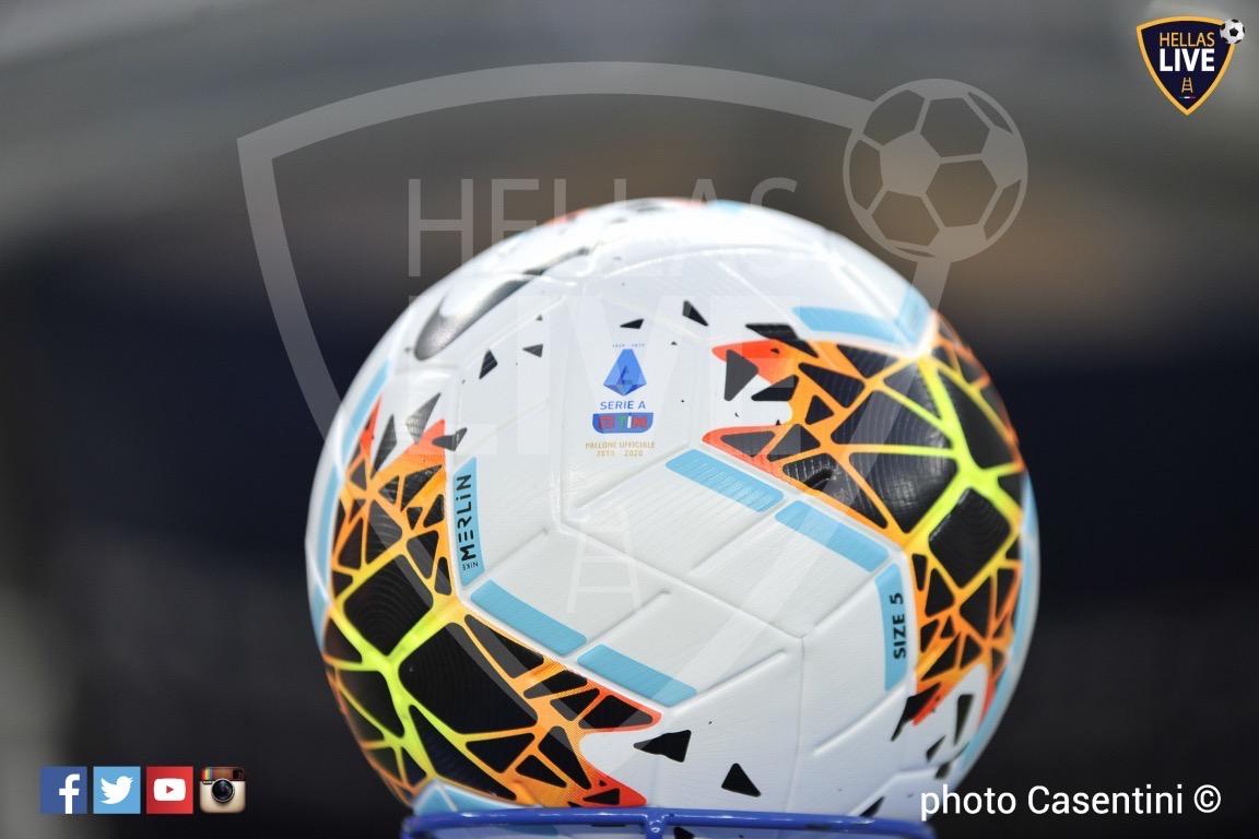 Serie A Tim Le Partite Di Oggi Hellas Live