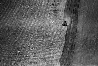 Trame rurali - La solitudine del trattorista