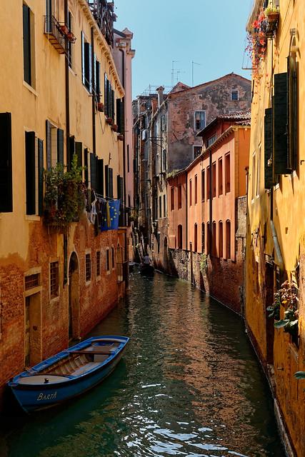Venezia / Rio della Madonnetta