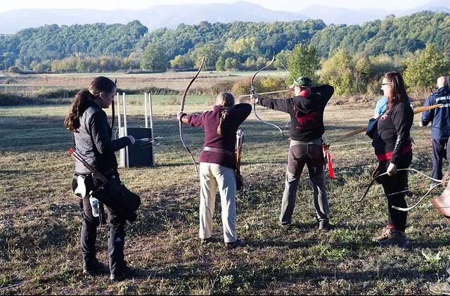 Ekim 2019 Yunanistan Leptokaryes Uluslararası 3 Boyutlu Okçuluk Buluşması İzlenimleri / International 3D Archery Meeting Leptokaryes 2019