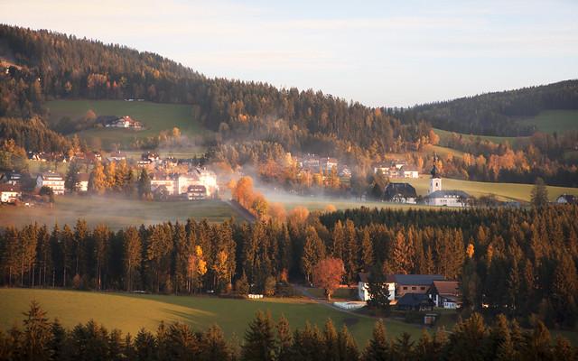 Herbststimmung im Joglland