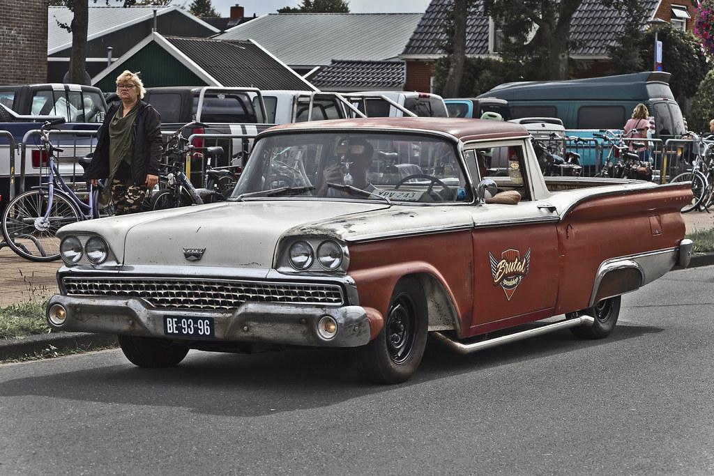 Ford Ranchero 1958* (0071)