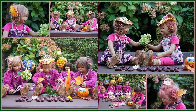 💗🌻🍂🌻💗 Kindergartenkinder ... einen schönen Tag 💗🌻🍂🌻💗