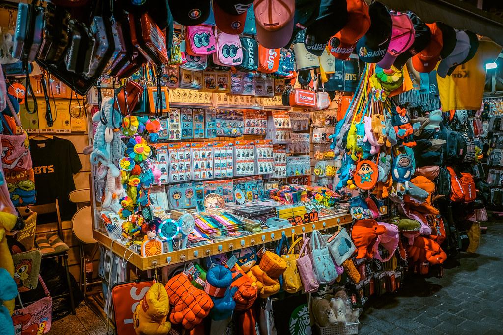 Myeongdong Shopping Street | Seoul Itinerary