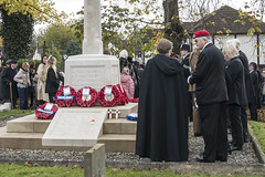 Gathering at Cenotaph
