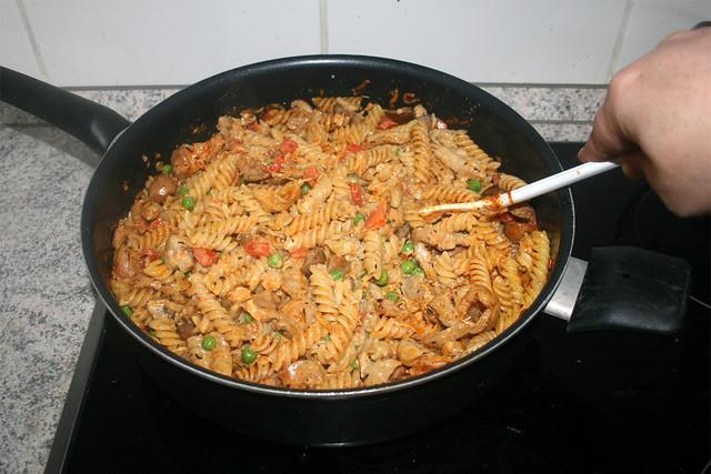 09 - Verrühren & aufkochen lassen / Stir & bring to a boil