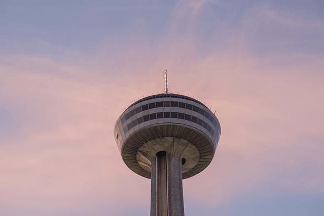Skylon Tower,Niagara Falls,ON,Canada