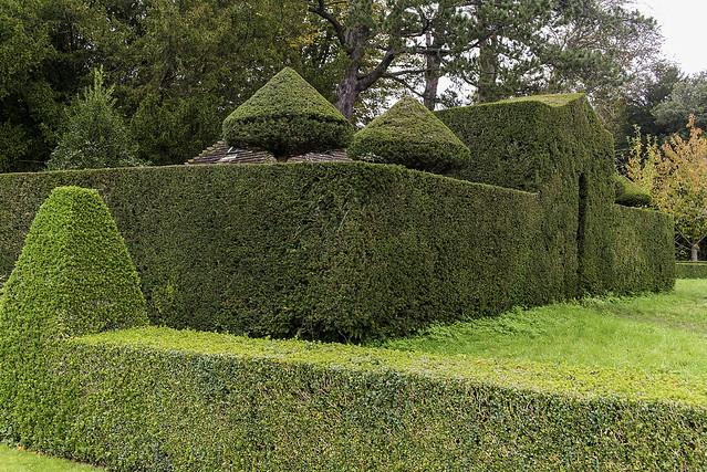 Hinton Ampner - Garden