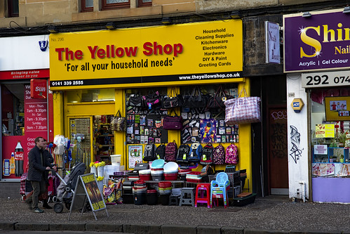 The Yellow Shop