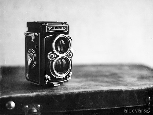 Rolleiflex 2.8D | by Alex B/N