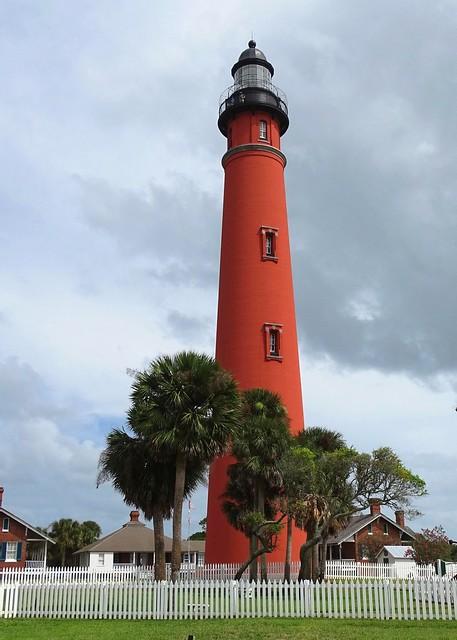 FL, Ponce Inlet-Ponce de Leon Lighthouse