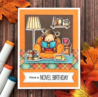 Have a Novel Birthday