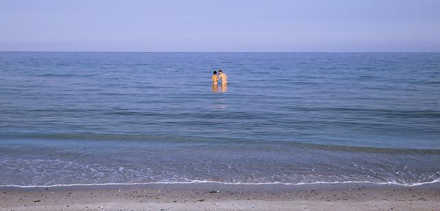 Adam and Eve on Düne island