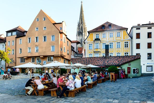 Historische Wurstküche zu Regensburg