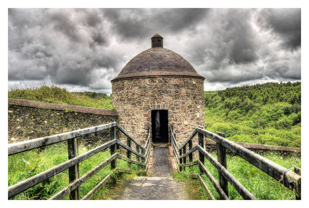Castlerock NIR - Downhill House Dovecote