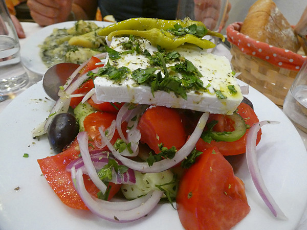 salade grecque eugenia