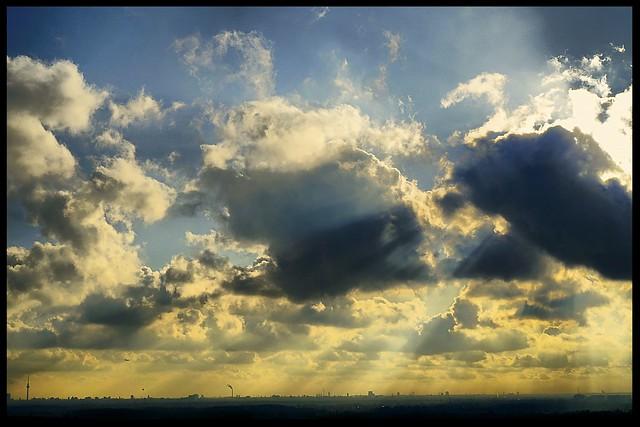 under the Sun ... Skyline Berlin